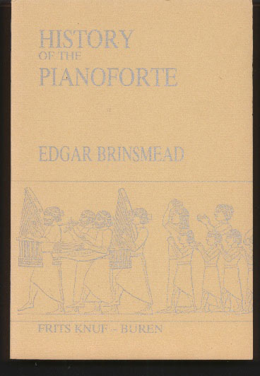 Image for History of the Pianoforte (1879)