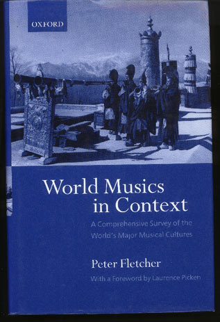 Image for World Musics in Context  A Comprehensive Survey of the World's Major Musical Cultures