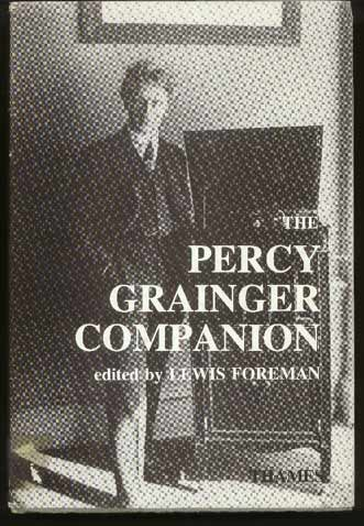 Image for The Percy Grainger Companion