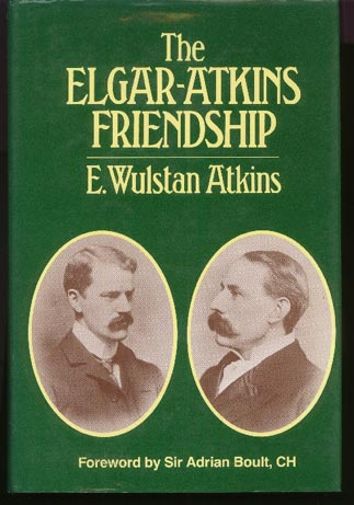 Image for The Elgar-Atkins Friendship