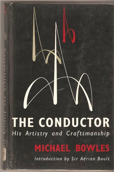 Image for The Conductor  His Artistry and Craftsmanship