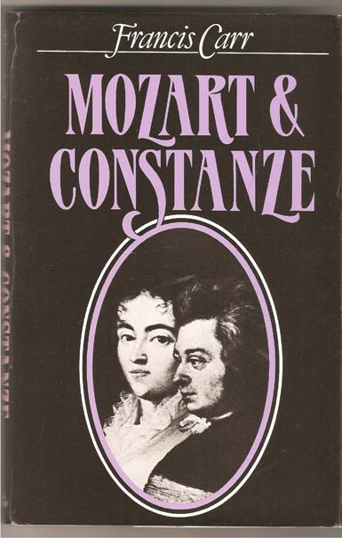 Image for Mozart and Constanze