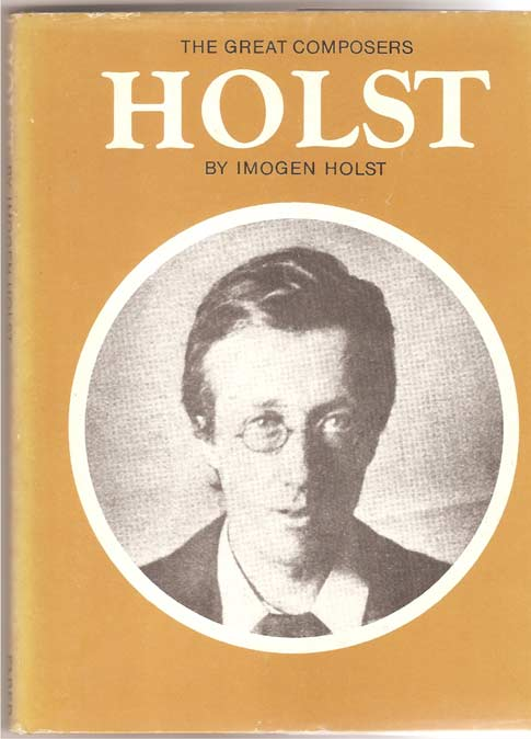 Image for Holst