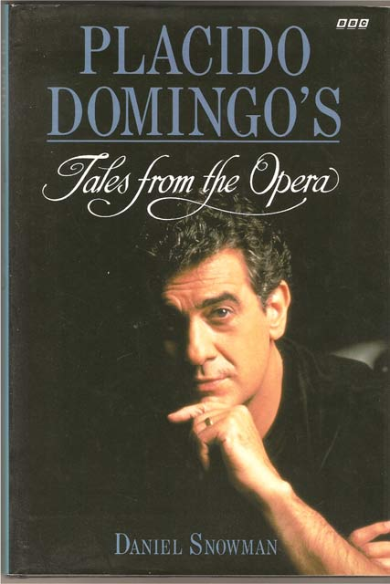 Image for Placido Domingo's Tales from the Opera