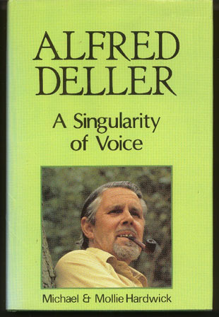 Image for Alfred Deller: A Singularity of Voice