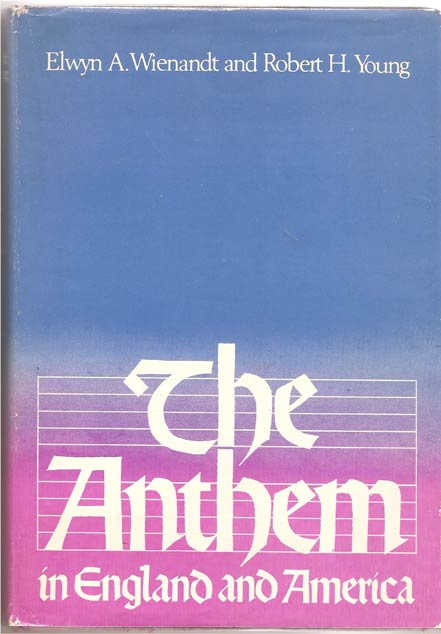 Image for The Anthem in England and America