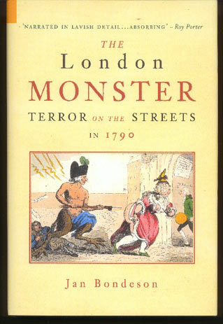 Image for The London Monster: Terror on the Streets in 1790