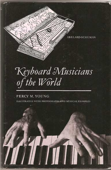 Image for Keyboard musicians of the World