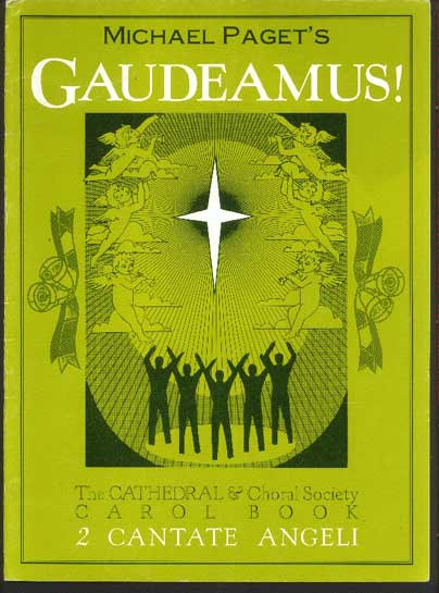Image for Gaudeamus!  2 Cantate Angeli