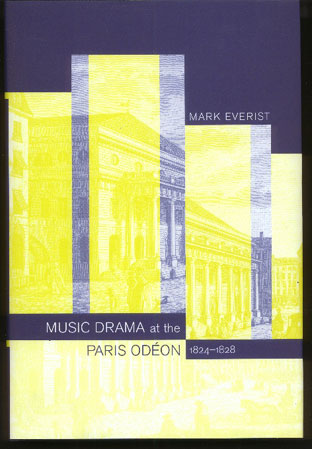 Image for Music Drama at the Paris Odeon, 1824-1828