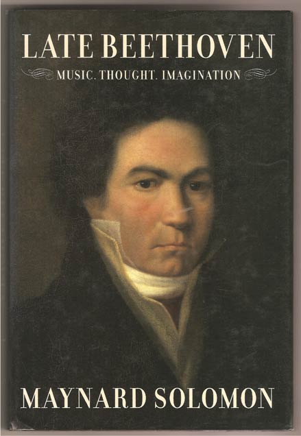 Image for Late Beethoven: Music, Thought, Imagination