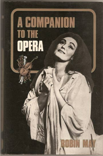 Image for A Companion to the Opera