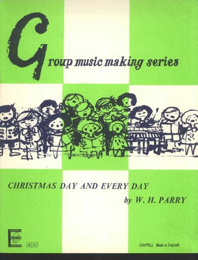 Image for Christmas Day and Every Day: a Festival of Music and Readings