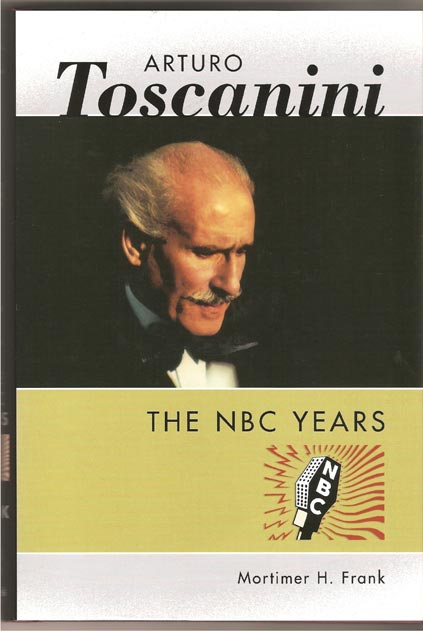 Image for Arturo Toscanini: the NBC Years