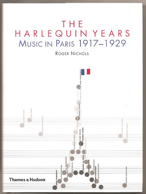 Image for The Harlequin Years: Music in Paris 1917-1929