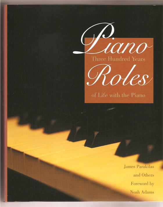Image for Piano Roles. Three Hundred Years of Life with the Piano