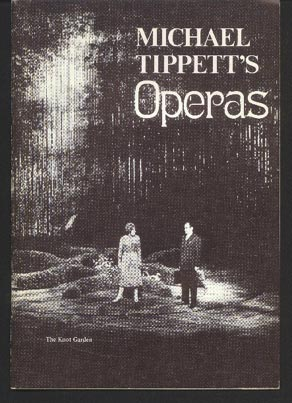 Image for Michael Tippett's Operas