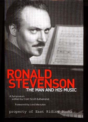 Image for Ronald Stevenson: the Man and His Music