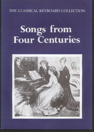 Image for Songs from Four Centuries