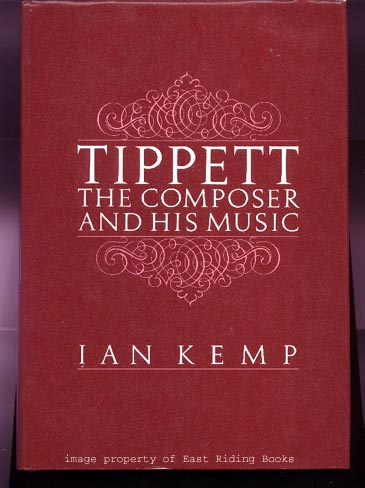Image for Tippett. The Composer and His Music