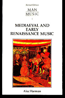 Image for Mediaeval (Medieval) and Early Renaissance Music (Up to C.1525).