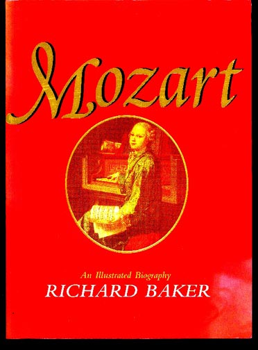 Image for Mozart An Illustrated Biography