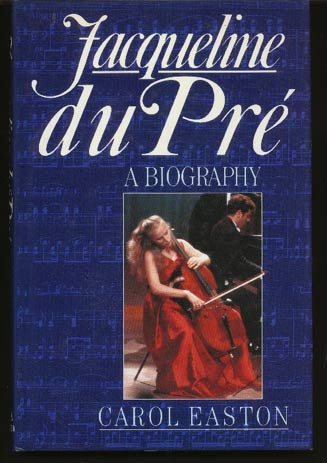Image for Jacqueline Du Pre - A Biography
