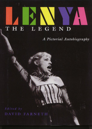 Image for Lenya the Legend - a Pictorial Autobiography