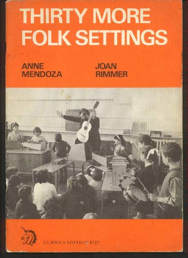 Image for Thirty More Folk Settings for Children