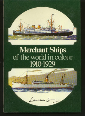 Image for Merchant Ships of the World in Colour. 1910-1929