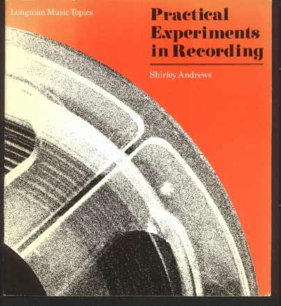 Image for Practical Experiments in Recording
