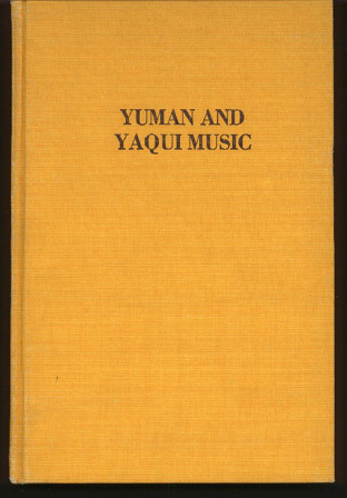 Image for Yuman and Yaqui Music