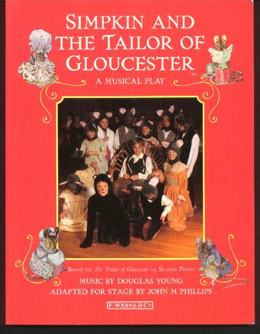 Image for Simpkin and the Tailor of Gloucester - A Musical Play