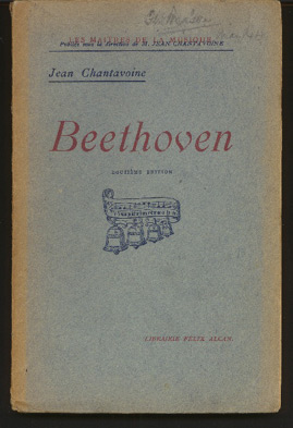 Image for Beethoven - Avec Citations Musicales dans le Texte.