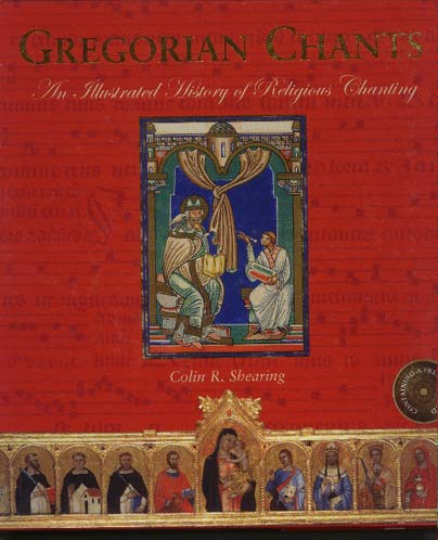 Image for Gregorian Chants. an Illustrated History of Religious Chanting.