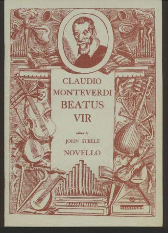 Image for Beatus Vir. (Psalm 111) for SSATTB Chorus, Instruments and Organ.