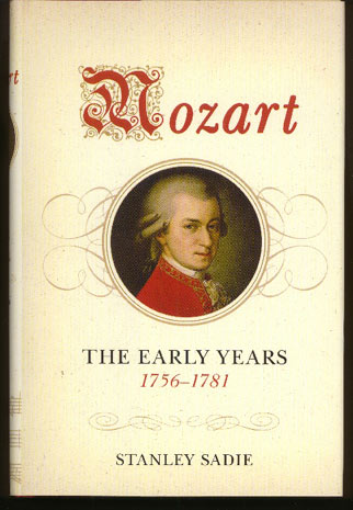 Image for Mozart - The Early Years 1756 - 1781