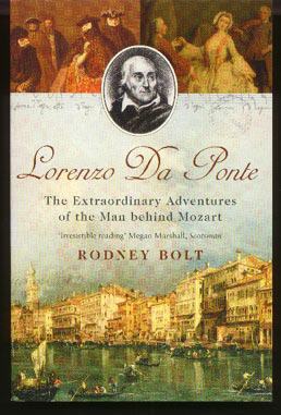 Image for Lorenzo De Ponte. the Adventures of Mozart's Librettist in the Old and New Worlds