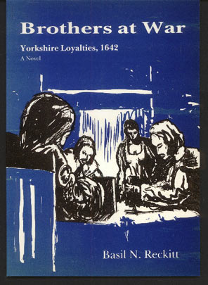 Image for Brothers At War - Yorkshire Loyalties, 1642