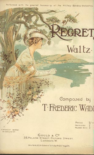 Image for Regrets Waltz